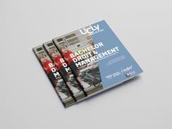 Plaquette Bachelor droit et management - annecy