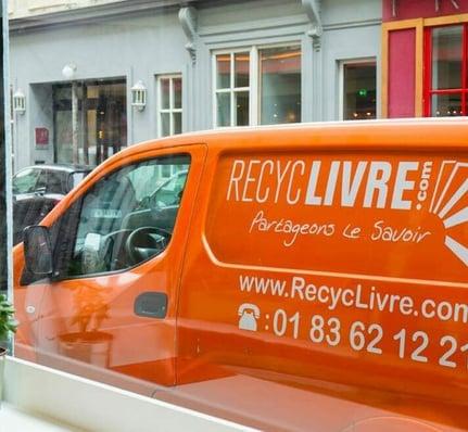 recyclivre illustration